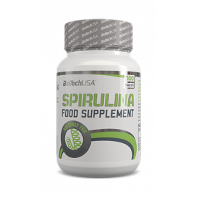 Spiruline  (SUPPLEMENT DIETETIQUE POUR LES VEGETARIENS)