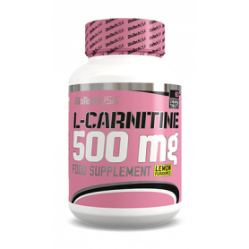 L-Carnitine 500mg - Tablettes à macher