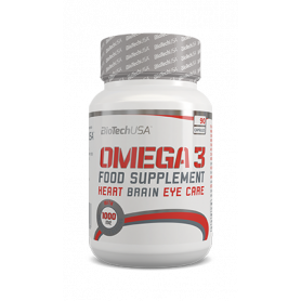 Oméga 3 - Biotech USA