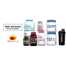 Pack Bodybuilder - Perte de poids / Sèche