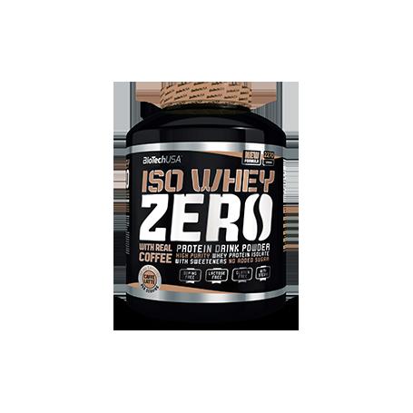 Iso Whey Zero - Café au lait avec caféine