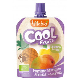 Cool Fruits Vrac - Pomme mangue ananas + acérola