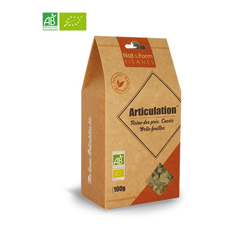 Tisane Articulation - Bio
