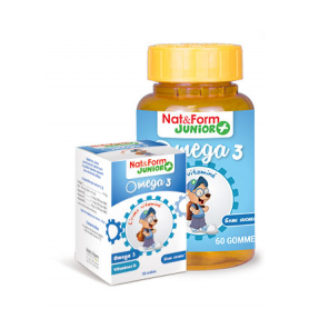 Omega 3 - Nat & Form Junior +