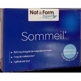 Sommeil - Nat Form Expert