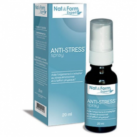Anti-Stress Spray - Nat Form Expert