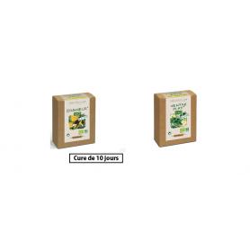 Pack Draineur +   Cure de 10 Jours
