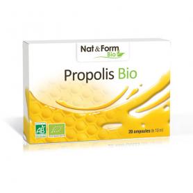 Propolis - 20 ampoules Bio