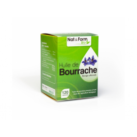 Huile de Bourrache - Bio