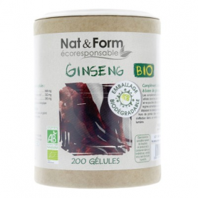 Ginseng Bio - Eco-responsable