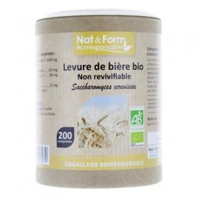 Levure de bière Non Revivifiable Bio - Eco-Responsable
