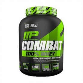 100 % Whey Combat - Muscle Pharm