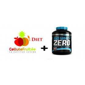 Pack de démarrage Rééquilibrage Alimentaire - Perte de poids Sans Lactose / Sans Gluten (qualité +)