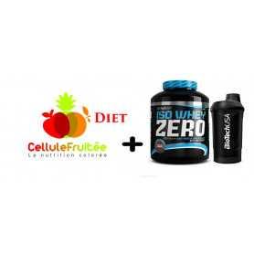 Pack de Rééquilibrage Alimentaire Economique - Perte de poids / Sèche sans lactose/ Sans Gluten (QUALITÉ +)