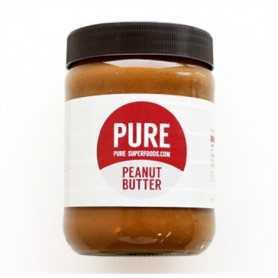 Beurre de cacahuète - 100% naturel