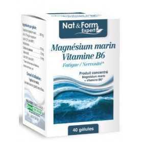 Magnésium Marin & Vitamine B6 - Gamme Expert