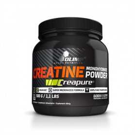 Créatine Créapure Monohydrate Powder
