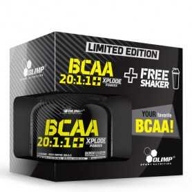 Pack BCAA 20:1:1 XPLODE POWDER