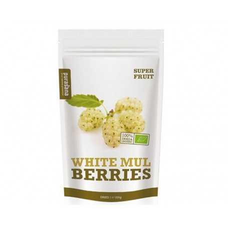 Puranasa - White mulberries (Mûres blanches)