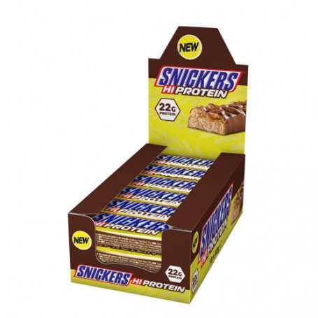 Snickers barre Protéine