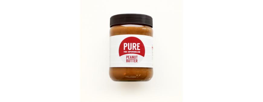 Beurre d'arachide de chez  CelluleFruitée - La Nutrition Colorée