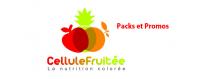 Packs et Promos  - CelluleFruitée - La Nutrition Colorée