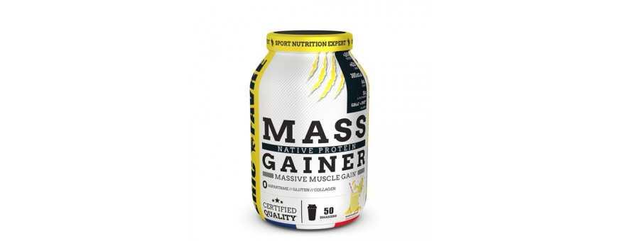 Gainer  (Prise de masse musculaire rapide et sèche) (20% à 40% de pro