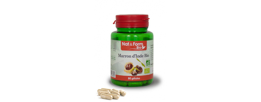 Marron d'inde - CelluleFruitée - La Nutrition Colorée