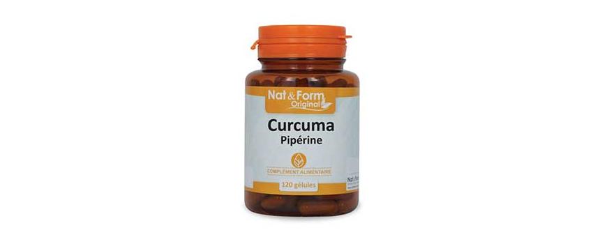 Curcuma - CelluleFruitée - La Nutrition Colorée