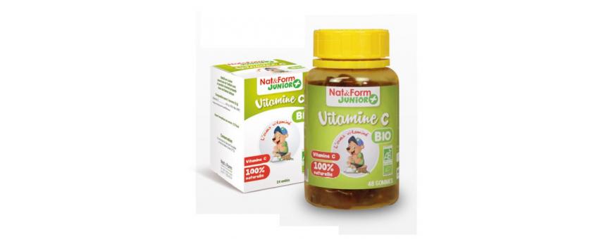 Complément Alimentaire Bio -  Enfant  (à partir de 3 ans)