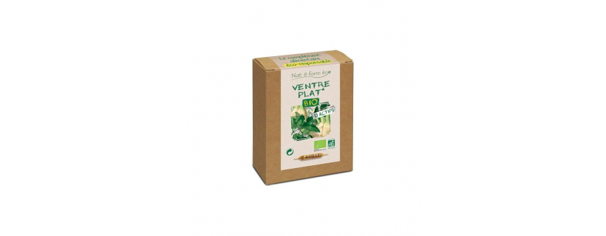 Draineur Bio - Ventre Plat - CelluleFruitée - La Nutrition Colorée