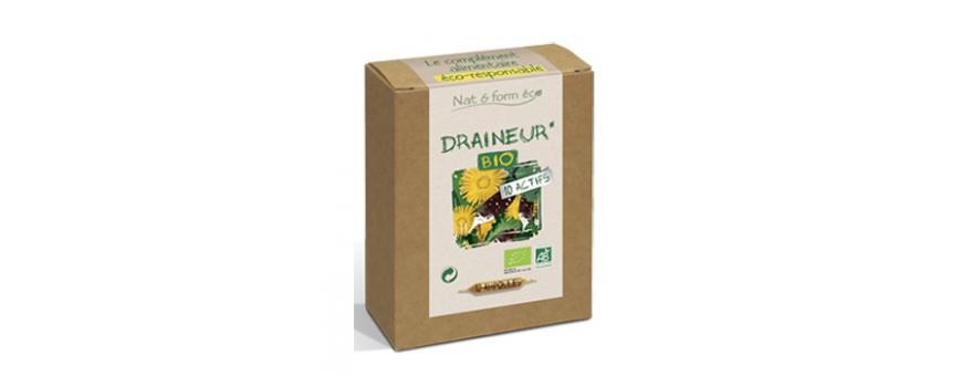Draineur Bio - 10 Actifs