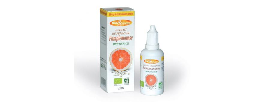 Extraits de Pépins de Pamplemousse - CelluleFruitée - La Nutrition...