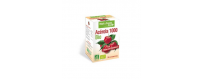Acérola 1000 Bio (Riche en Vit C - 100% naturelle) -...