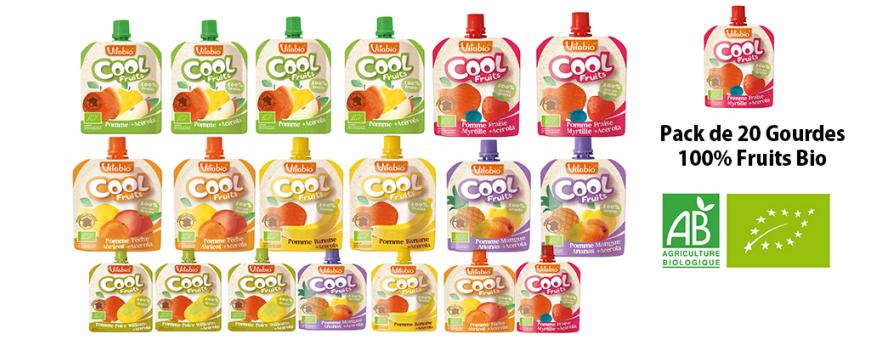 Packs Alimentation Bio - CelluleFruitée - La Nutrition Colorée