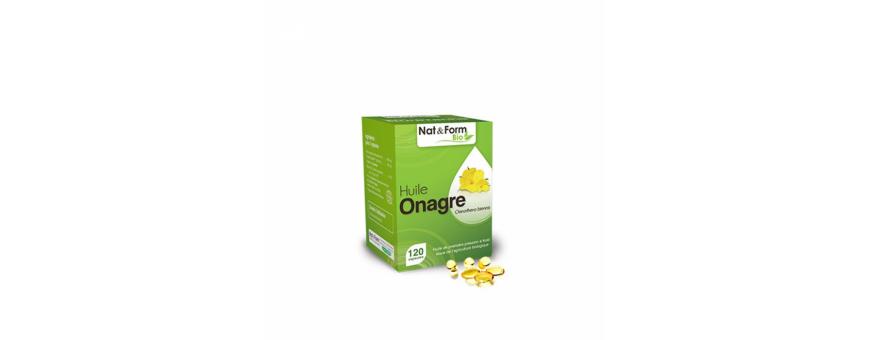 Huile D'onagre - CelluleFruitée - La Nutrition Colorée