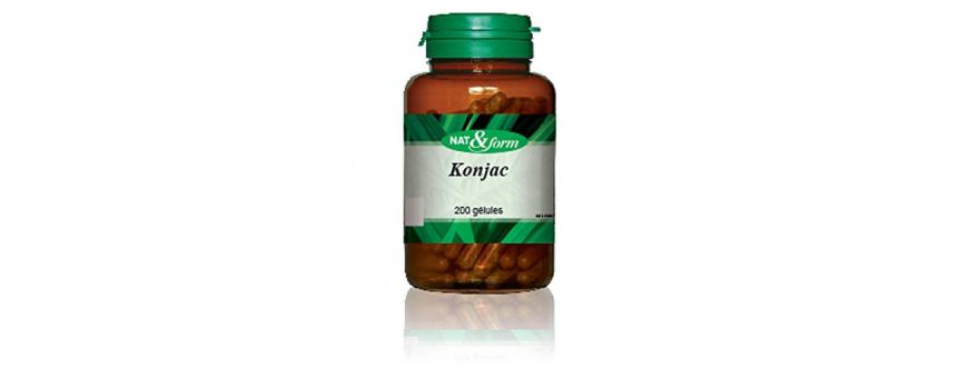 Konjac - CelluleFruitée - La Nutrition Colorée