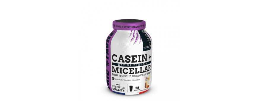 Caséine Native - CelluleFruitée - La Nutrition Colorée