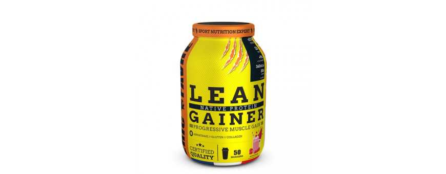 Lean Gainer Native - CelluleFruitée - La Nutrition Colorée