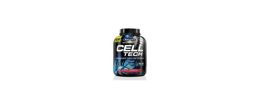 Complexes de créatines - CelluleFruitée - La Nutrition Colorée