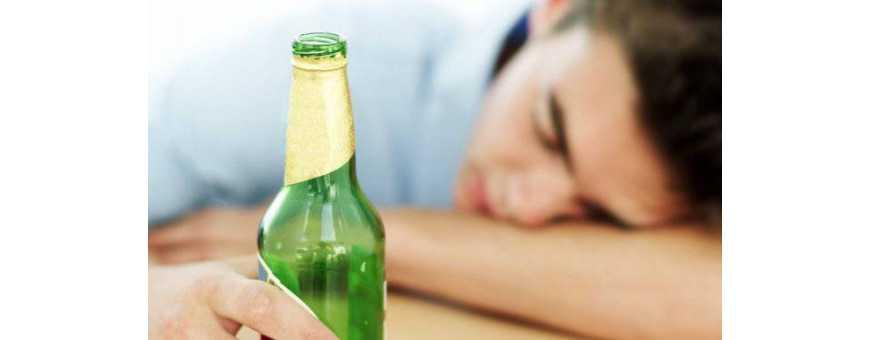 Alcoolisme Traitement Naturel - CelluleFruitée - La Nutrition Colorée