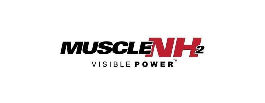 Muscle NH2 - CelluleFruitée - La Nutrition Colorée