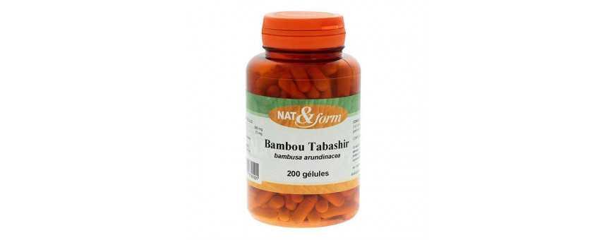Bambou Tabashir - CelluleFruitée - La Nutrition Colorée