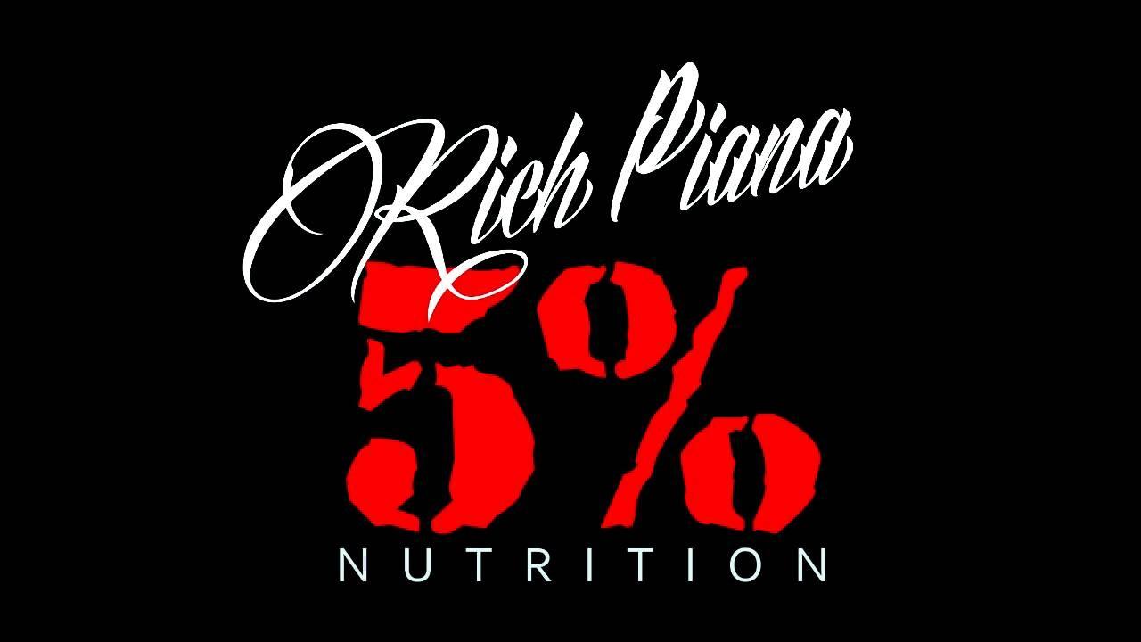 5 % Rich Piana