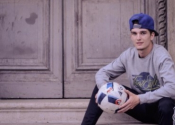 Notre Sponsor Tony Axters 6ieme Champion de France 2016 Footballeur Freestyler