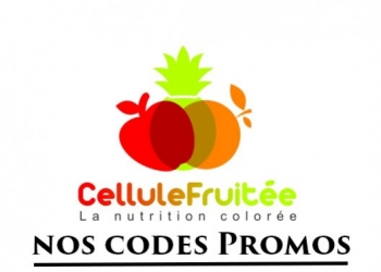Les Codes Promos CelluleFruitée du moment